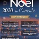 Cancale, Marché de noël 2020