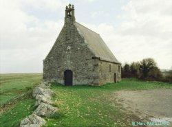 Le site classé de la Chapelle Sainte Anne en Baie du Mont-Saint-Michel