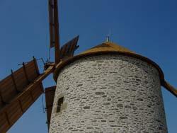 Le moulin de Moidrey en baie du Mont-Saint-Michel